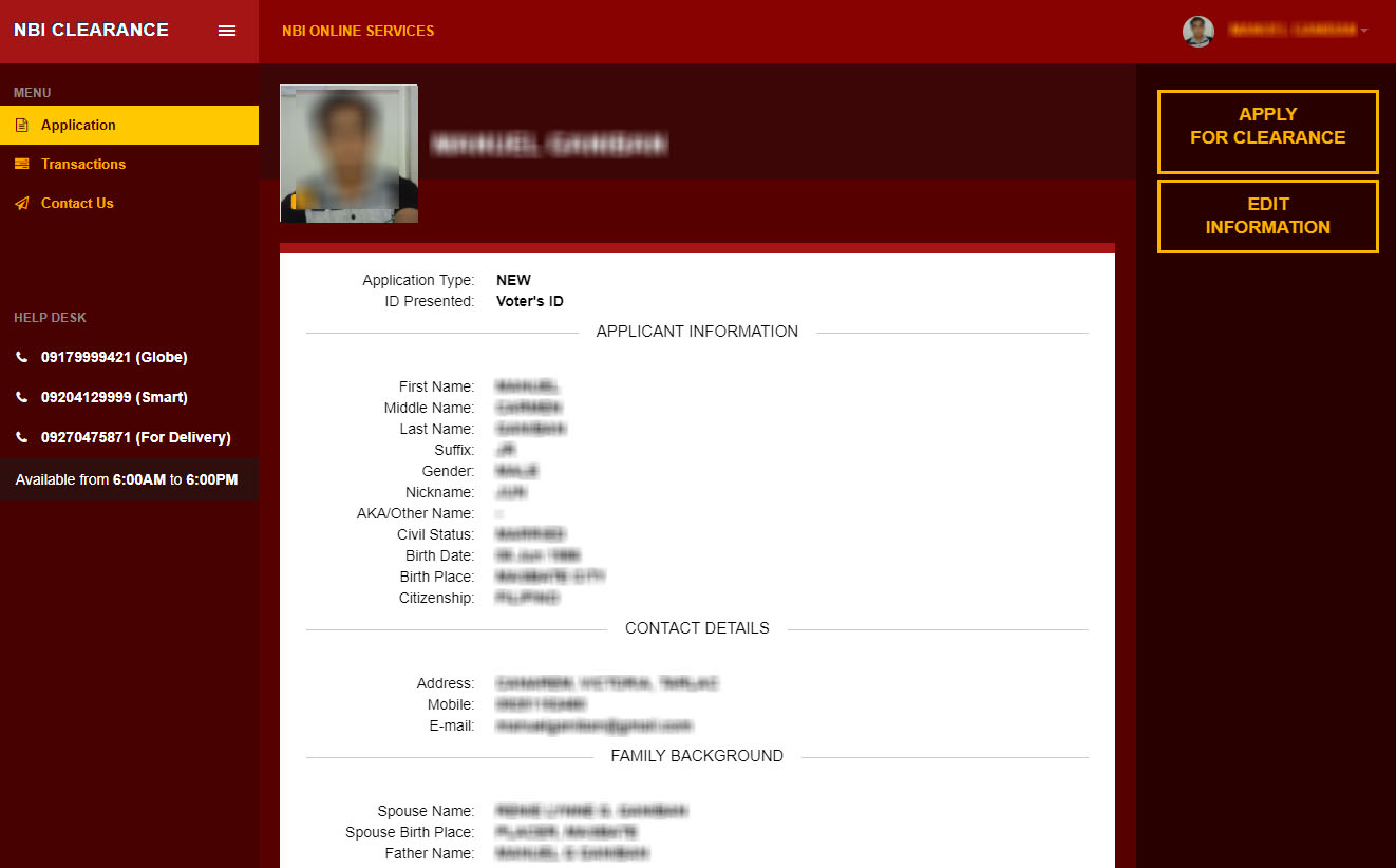APPLY FOR CLEARANCE STEP BY STEP nbi clearance online NBI CLEARANCE ONLINE APPLICATION FOR 2019 APPLY FOR CLEARANCE STEP BY STEP