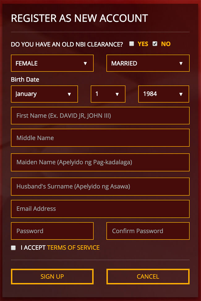 CHANGE LAST NAME IN NBI CLEARANCE FOR MARRIED WOMEN APPLICATION change last name CHANGE LAST NAME IN NBI CLEARANCE FOR MARRIED WOMEN CHANGE LAST NAME IN NBI CLEARANCE FOR MARRIED WOMEN