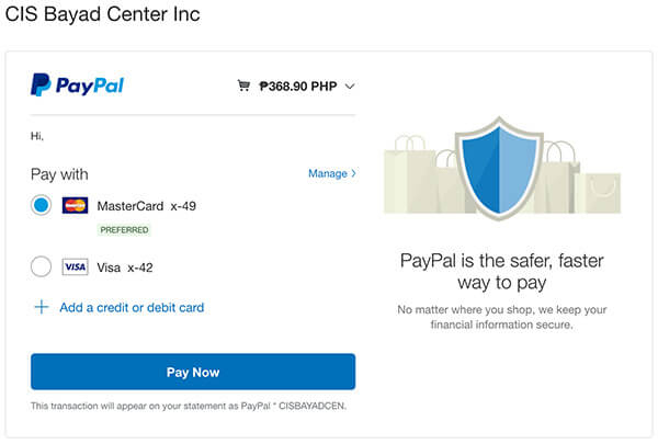 NBI Clearance Online Quick Renewal Paypal Pay Now Button nbi clearance quick renewal NBI CLEARANCE QUICK RENEWAL STEP BY STEP NBI Clearance Online Quick Renewal Paypal Pay Now Button