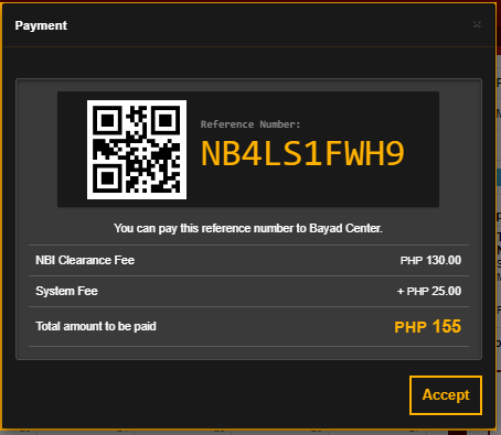 apply nbi clearance online GUIDE TO APPLY NBI CLEARANCE ONLINE Screenshot 10