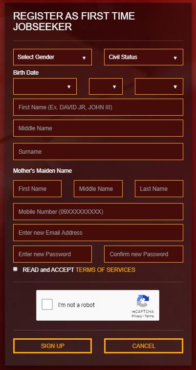 First-time Job Seekers - NBI Online Registration nbi online registration NBI ONLINE REGISTRATION | NBI CLEARANCE First time Job Seekers NBI Online Registration